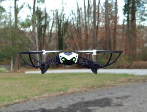 Parrot Mambo Mini Drone Review – AT&T