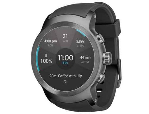 LG Watch Sport Smartwatch Available to AT&T Customers for $49.99 with LG Smartphone
